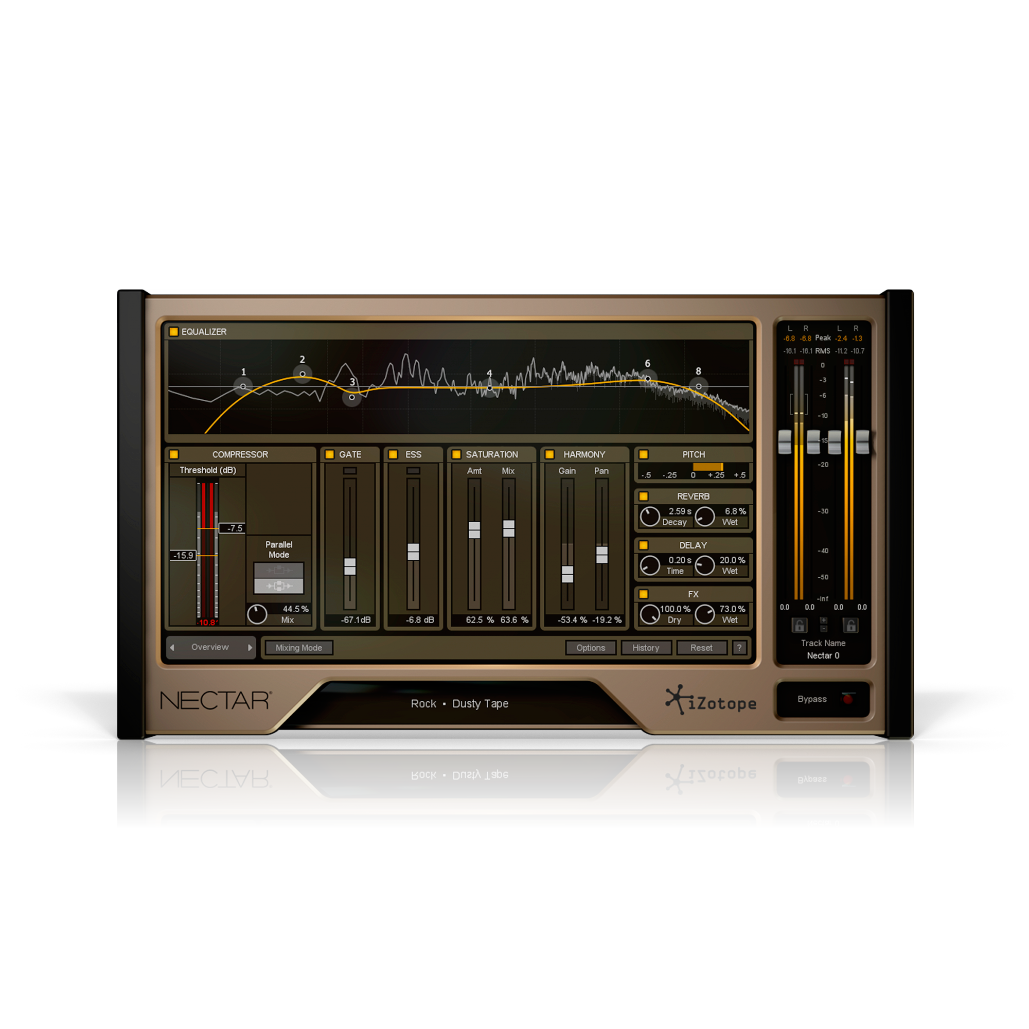 Nectar 2 Production Suite: Professional Vocal Audio Software, iZotope [Online