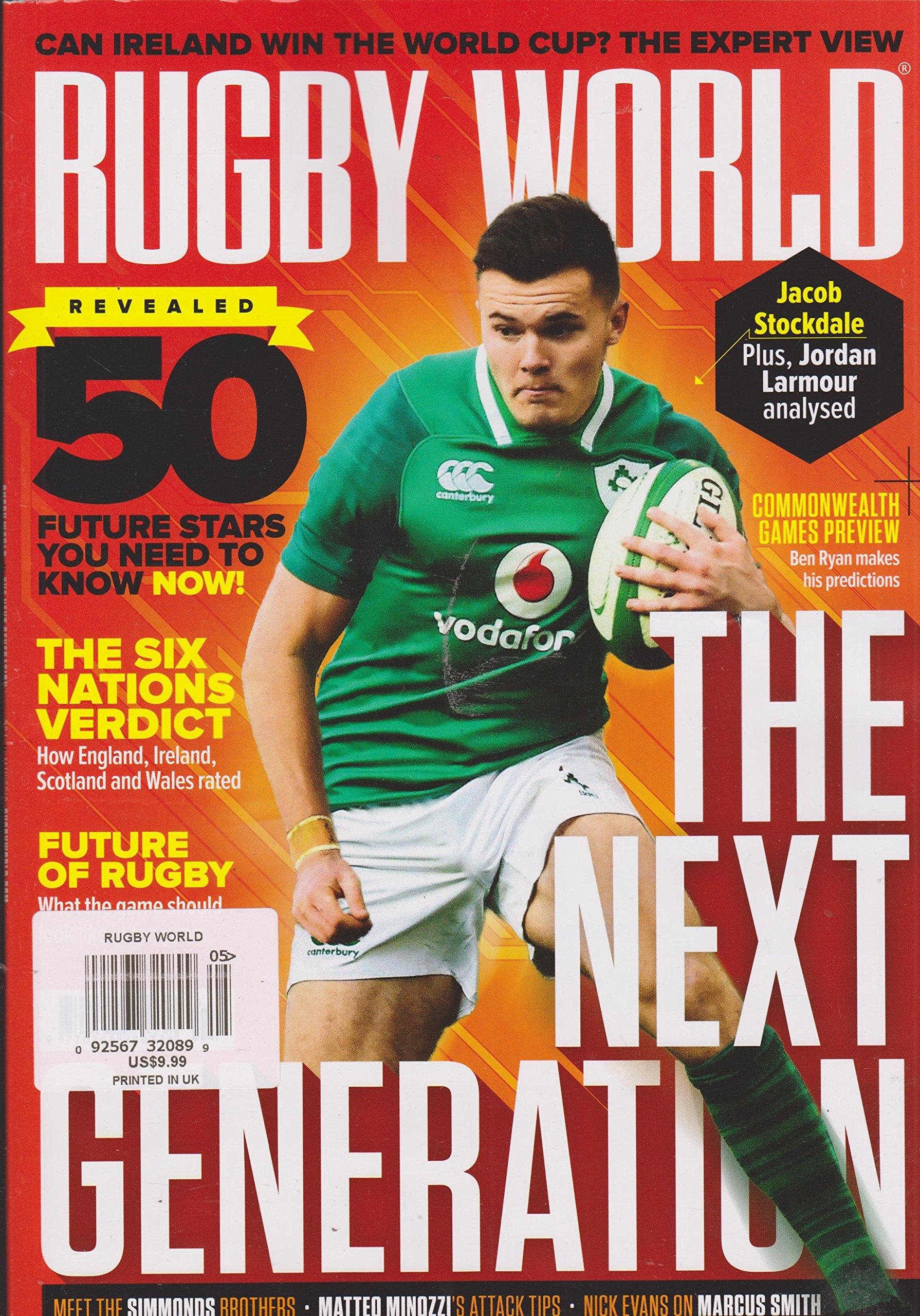 Rugby World Magazine May 2018 PDF