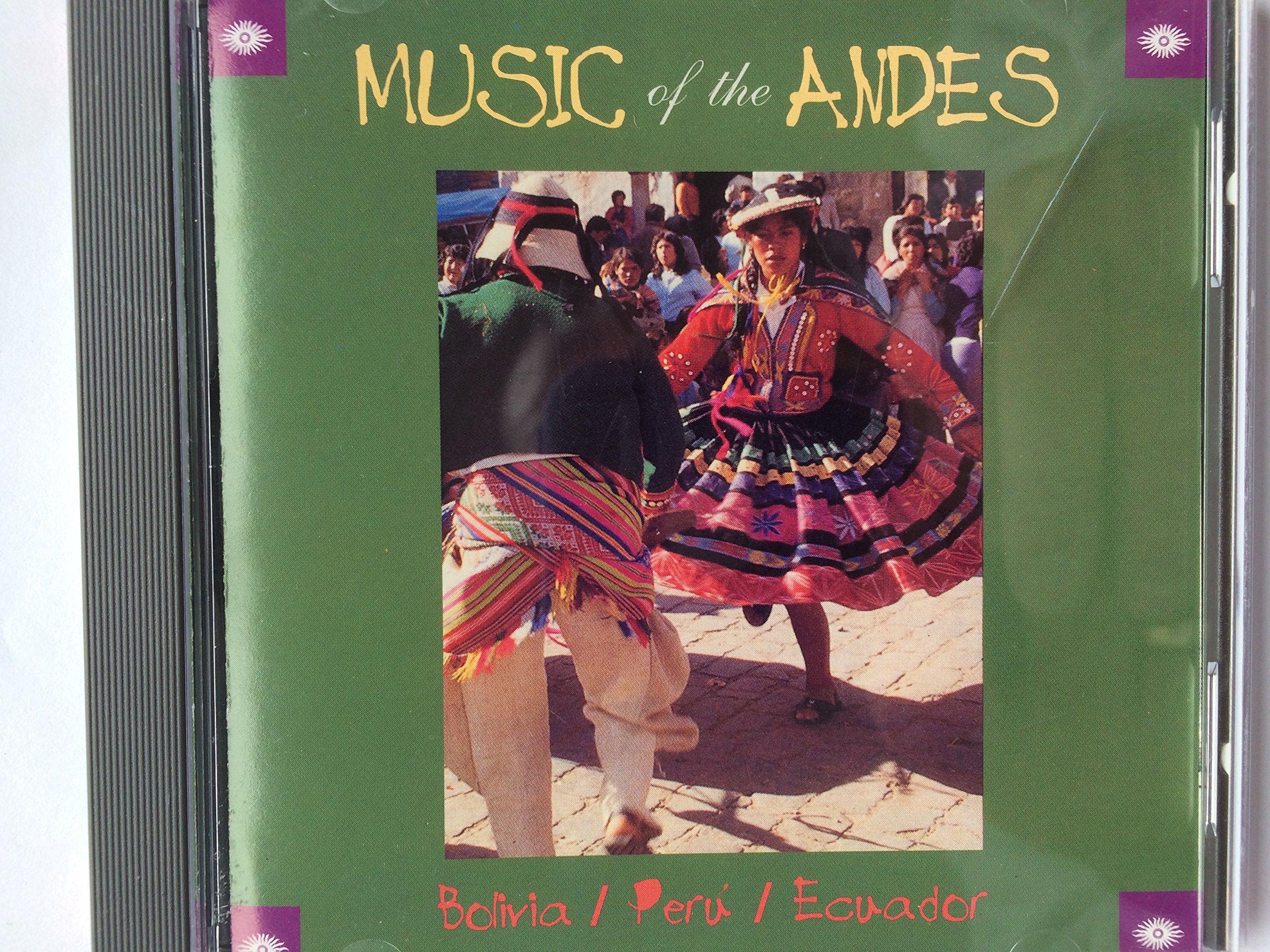 Music Of The Andes: Bolivia / Peru / Ecuador by Urena Sound