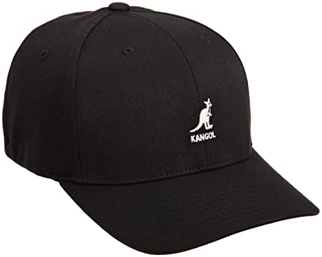 5f8eed82e50 Kangol Headwear Wool Flexfit Baseball Cap  Amazon.co.uk  Clothing