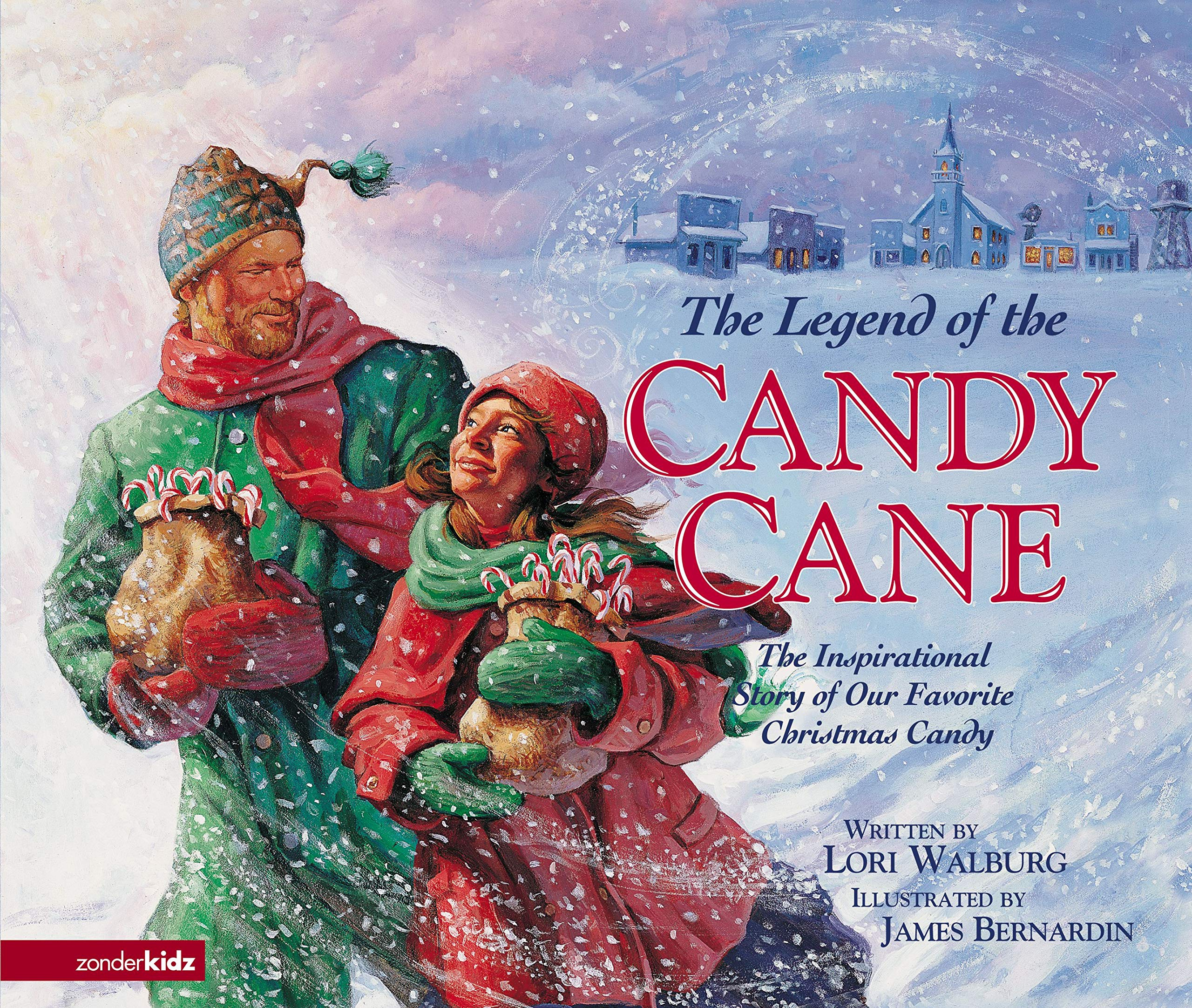 photo regarding Legend of the Candy Cane Printable named : The Legend of the Sweet Cane: The Inspirational