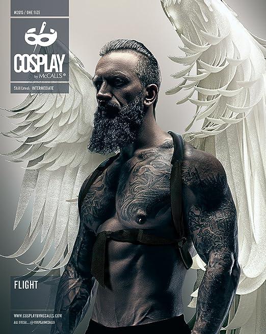 Cosplay por MCCALL s Vuelo alas de cinturón y con arnés, tamaños ...
