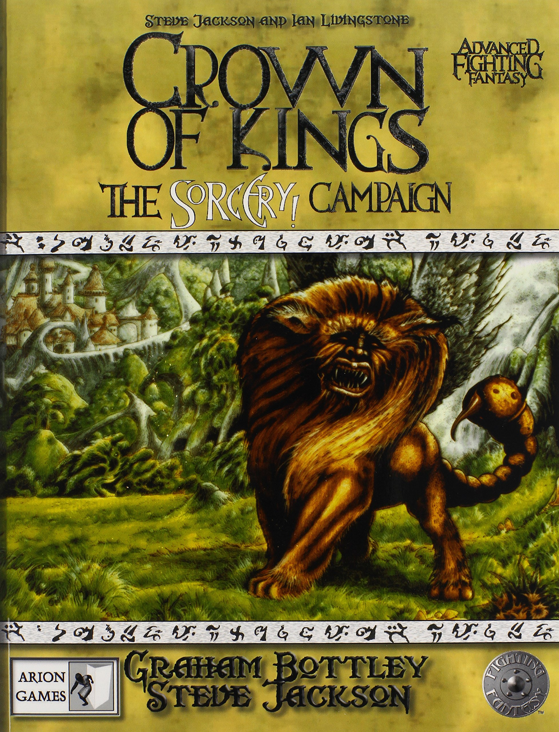 Read Online Crown of Kings Campaign ebook