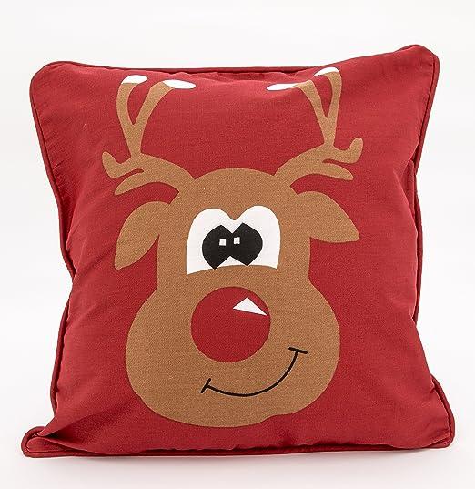 Funda de cojín, diseño navideño, ideal par la decoración del ...