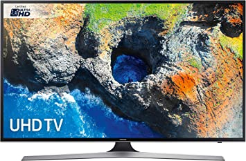 SAMSUNG Mu6100 75 Pulgadas de Smart Ultra HD TV: Amazon.es: Electrónica
