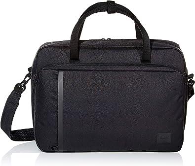 Herschel supply Gibson, Bolso bandolera Adulto Unisex, Negro, talla única: Amazon.es: Zapatos y complementos