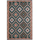 Fab Habitat Reversible Rugs   Indoor or Outdoor Use   Stain Resistant, Easy to Clean Weather Resistant Floor Mats   Lhasa - G
