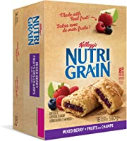 Kellogg's Nutri-Grain Mixed Berry Flavour 16 bars, 590g