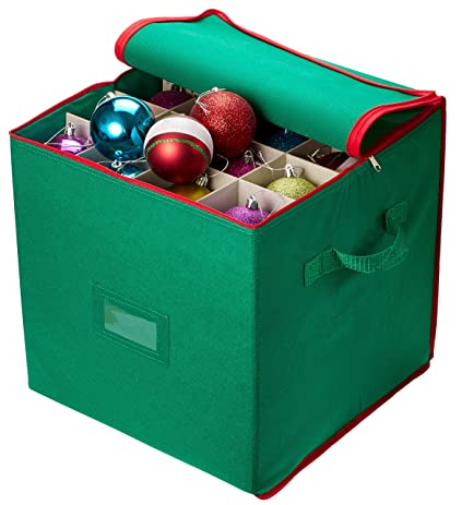 Christmas Ornament Organizer