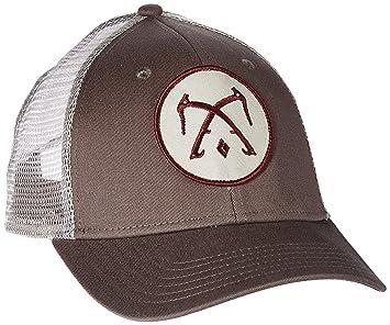 Amazon.com  Black Diamond Trucker Hat - Slate Nickel  Sports   Outdoors 82805d9b3ea