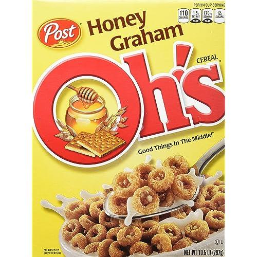Honey Cereal: Amazon.com
