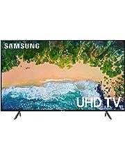 "Samsung Electronics UN75NU6900FXZA Flat 75"" 4K UHD 6 Series Smart TV (2018) photo"