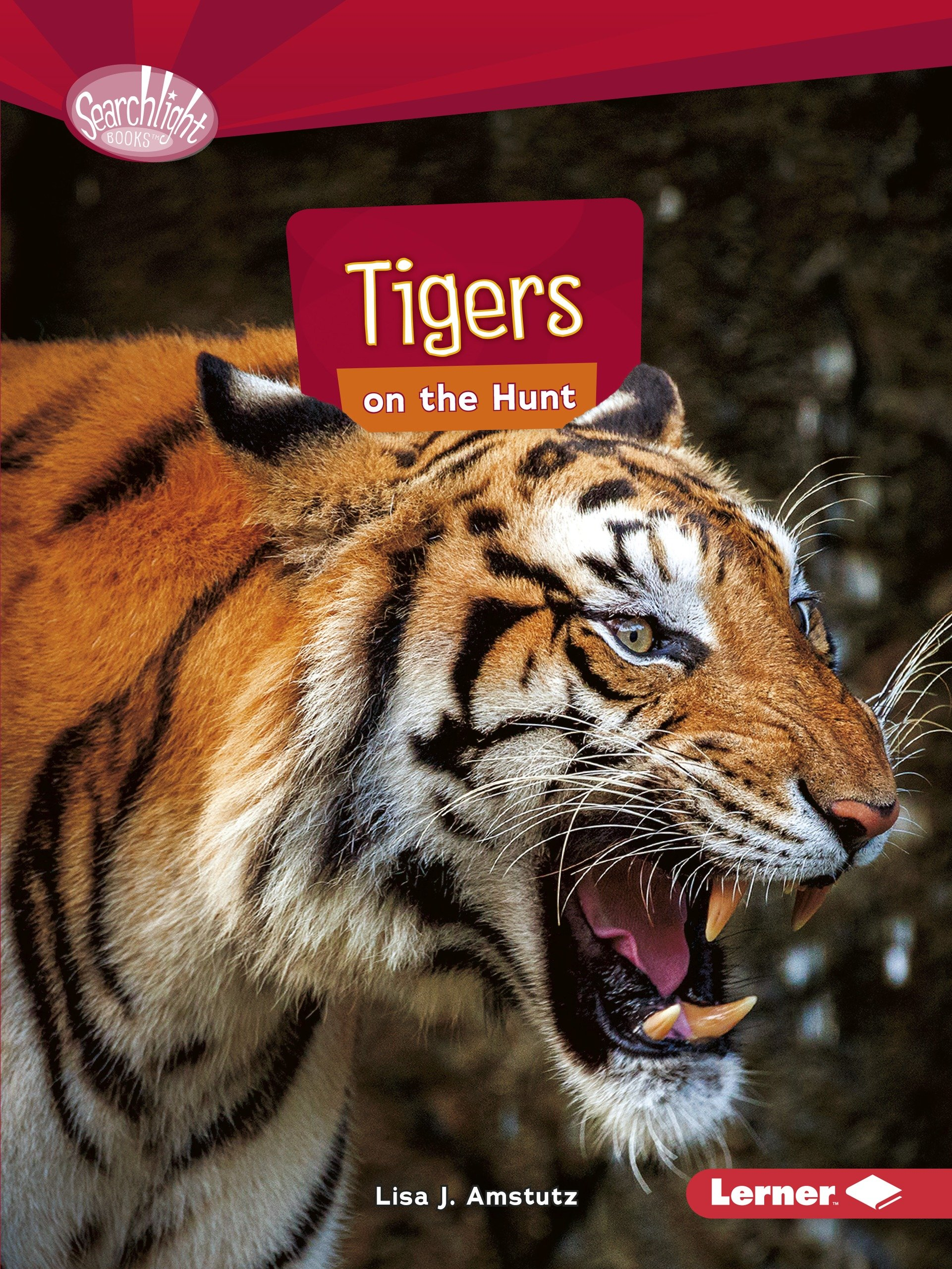 Download Tigers on the Hunt (Searchlight Books) pdf