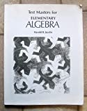 Test Masters for Elementary Algebra