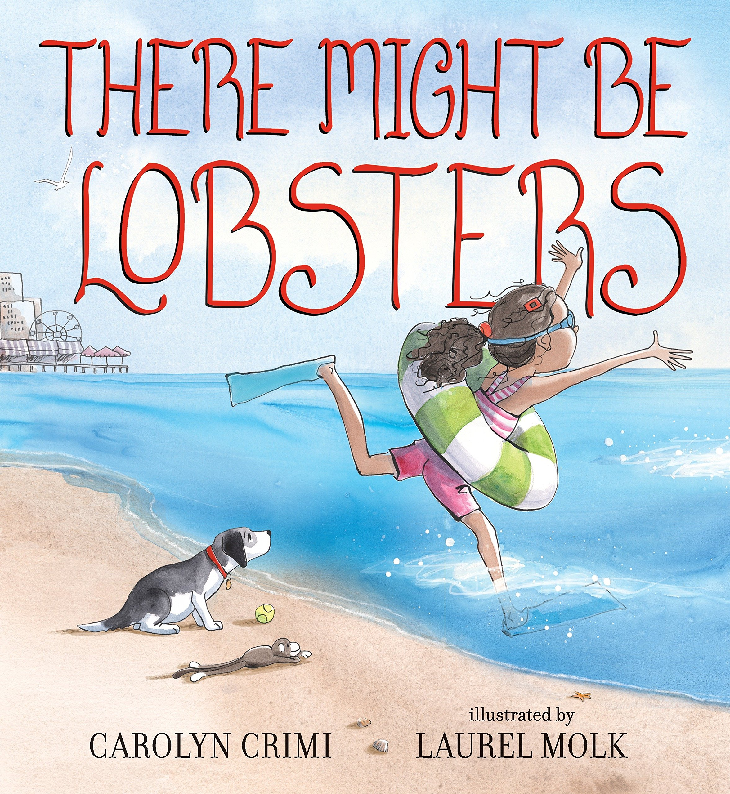 Image result for there might be lobsters