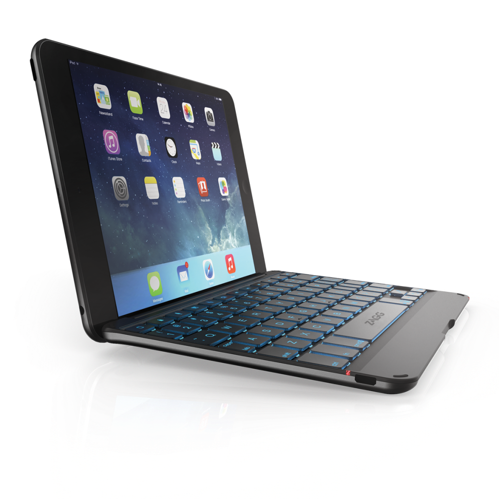 Amazon Com Zagg Cover With Backlit Bluetooth Keyboard For