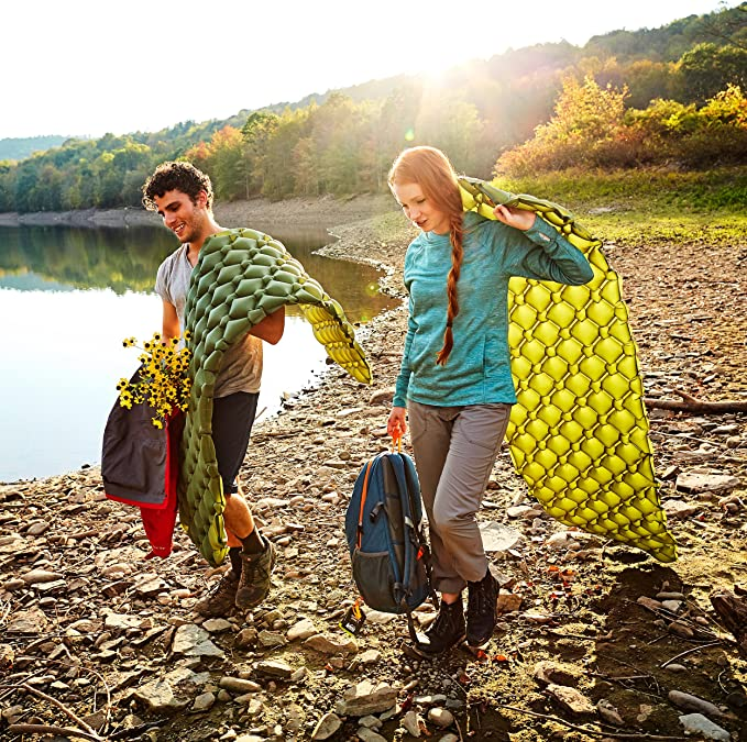 Sleepingo Ultralight Sleeping Air Mattress For Backpacking
