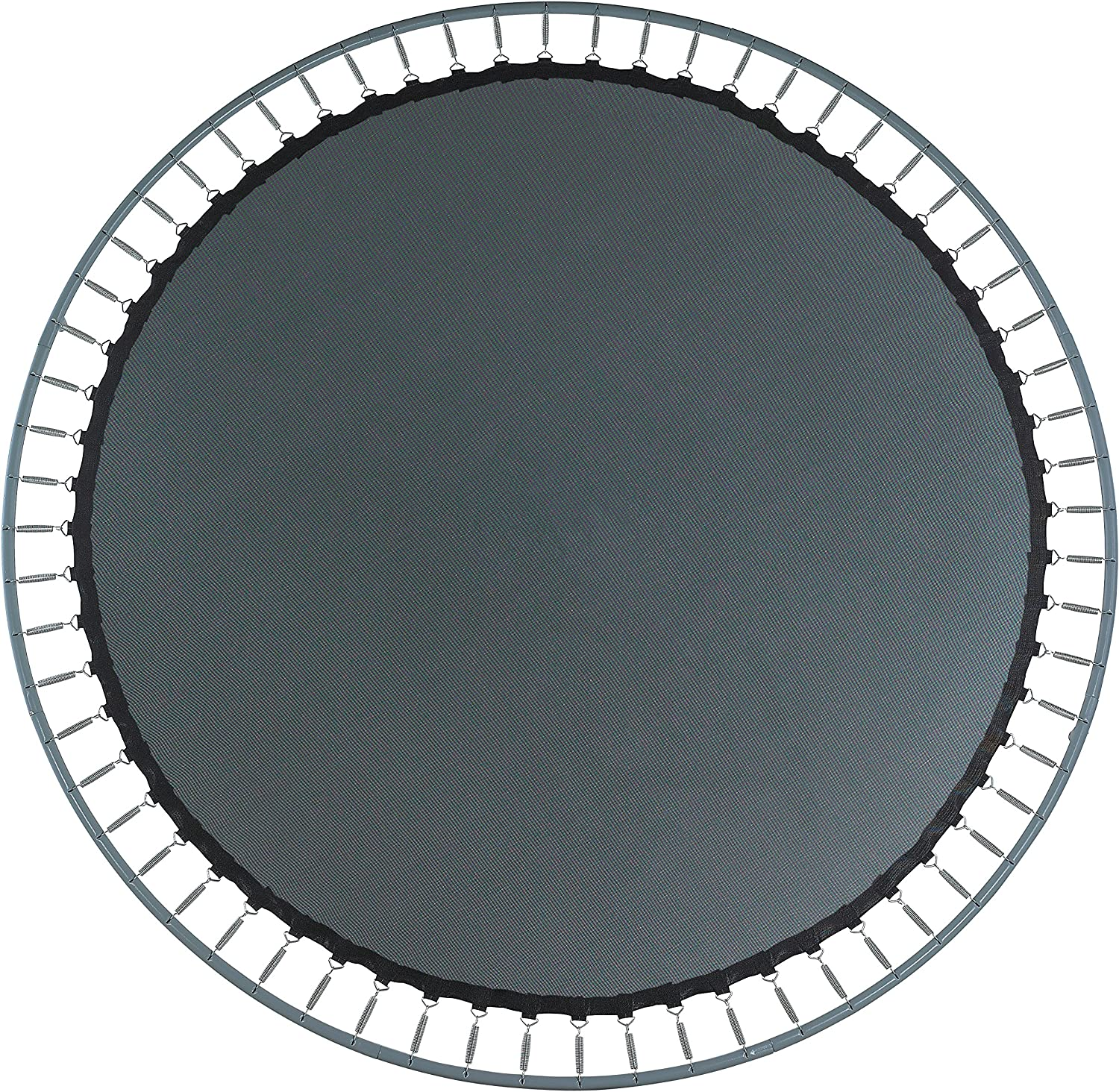 Fits 15 ft Round Trampoline Frame with 100 V-Hooks Using 7 Springs Upper Bounce Trampoline Replacement Mat Safe /& Premium Quality Jumping Mat