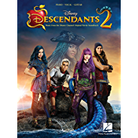Descendants 2 Songbook: Music from the Disney Channel Original TV Movie Soundtrack (English Edition)