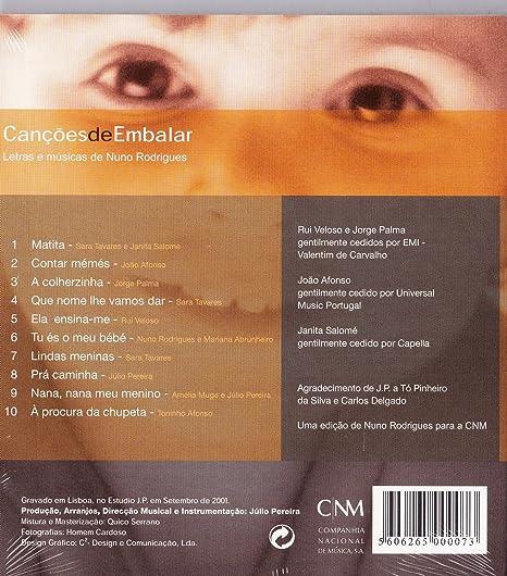 Various Artists - V/A*CANCOES DE EMBALAR - Amazon.com Music