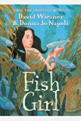 Fish Girl Kindle Edition