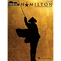 Hamilton Songbook: Strum & Sing Guitar book cover