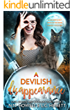 A Devilish Disappearance: A hilariously witchy reverse harem mystery (Cats, Ghosts, and Avocado Toast Book 3)