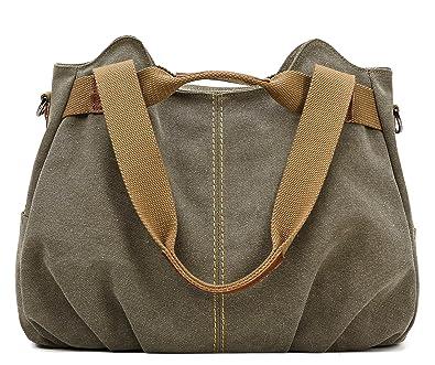 Amazon.com: Z-joyee - Bolso de mano para mujer, estilo ...