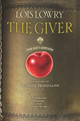 The Giver (illustrated; gift edition) (The Giver Trilogy Book 1) Kindle Edition