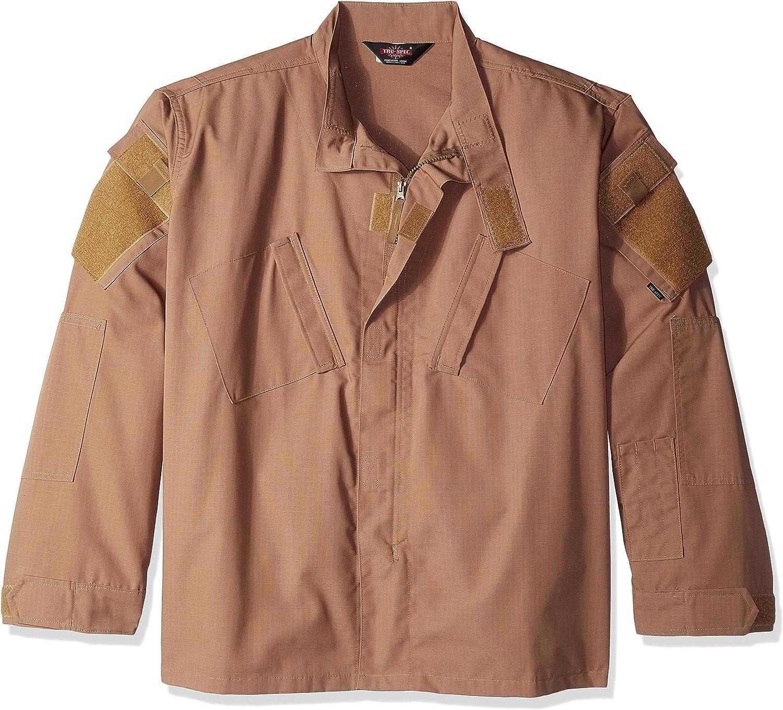Tru-Spec 1286006 Camisa de Uniforme de Respuesta táctica, poliéster y algodón, Talla XL Regular