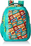 Skybags Polyester 30 Ltrs Green Casual Backpack (BPHELPF1TEL)