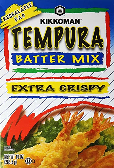 Image result for kikkoman tempura
