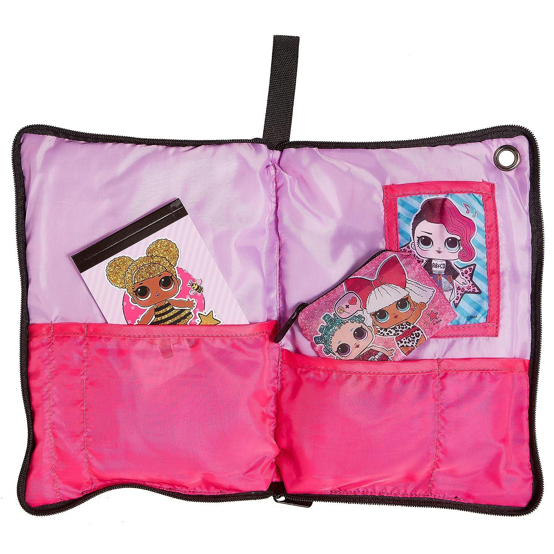 LOL Suprise 262lol LOL Surprise – Cojín con Compartimento Secreto, Rosa