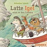 Latte Igel reist zu den Lofoten