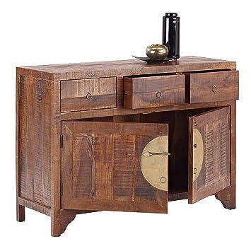 Wolf Möbel China 8278 Kommode Mit 3 Schubladen 2 Türen Holz