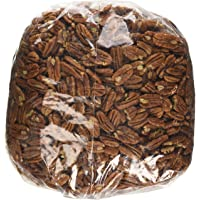Bulk Nuts, Nut Usa. Pecan Halves, 5-Pound.