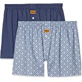 DIM Men's 031L-Blue (6UQ) Boxer