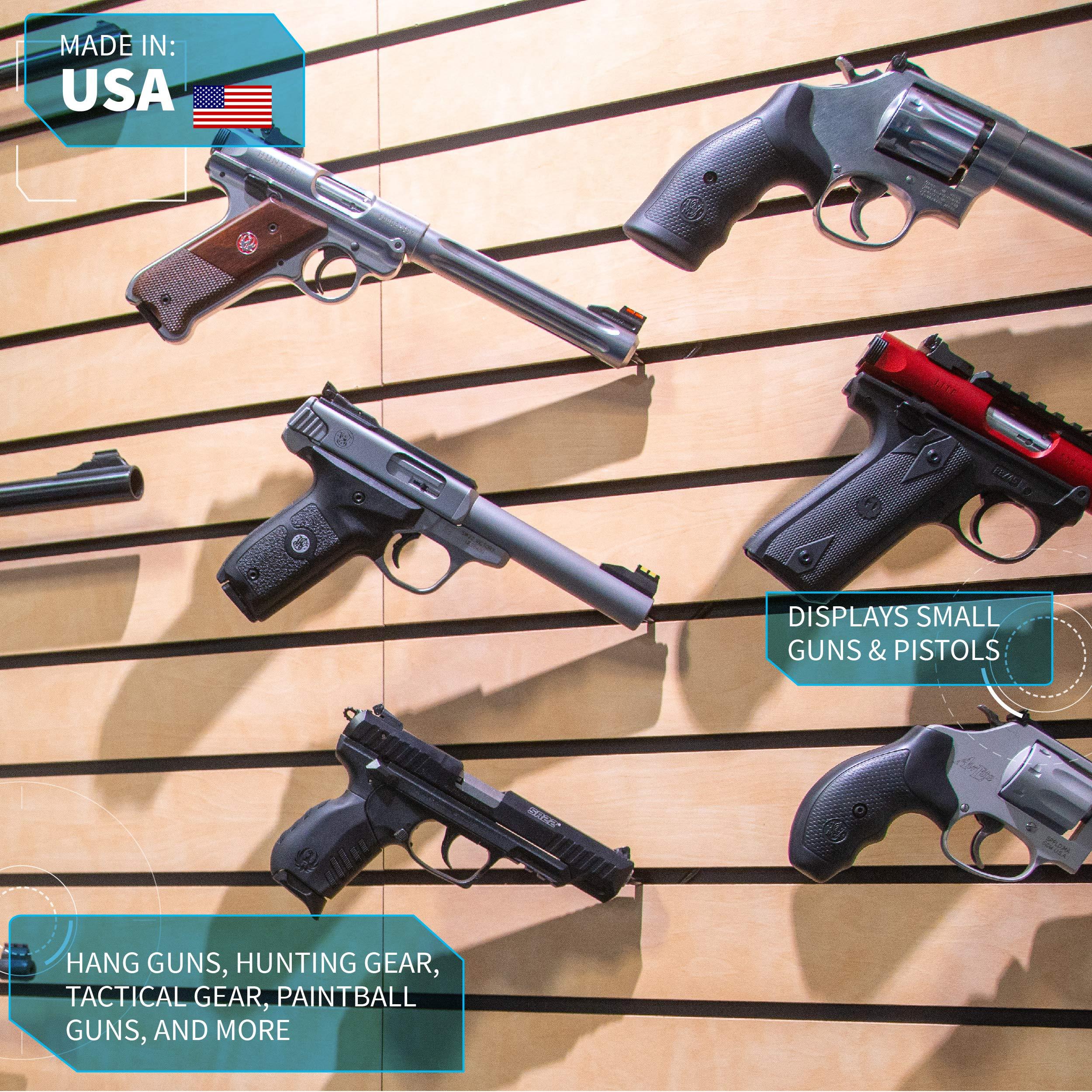 Gun Storage Solutions Slat Wall Sniper (10 Pack)