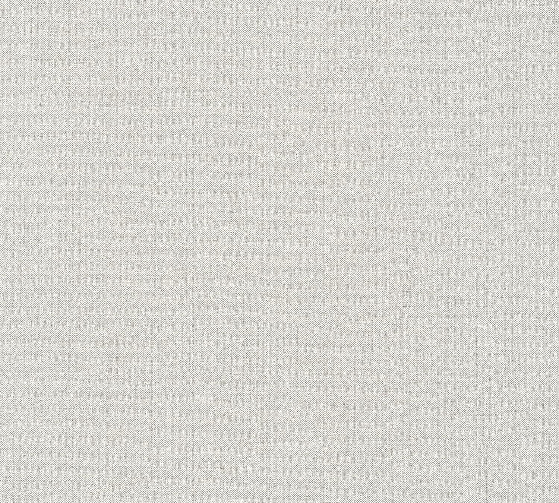 Livingwalls Vliestapete Hygge Tapete Uni 10,05 m x 0,53 m beige braun Made in Germany 363789 36378-9