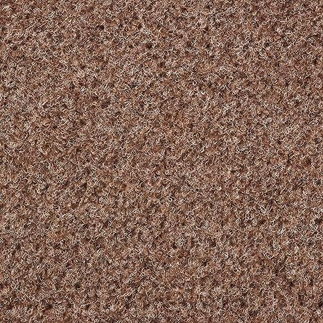 verschiedene Gr/ö/ßen H/öhe ca Gr/ö/ße: 5 x 1,33 m Kunstrasen Rasenteppich mit Noppen 133 Meterware 7,5mm 200 und 400 cm Breite braun rot