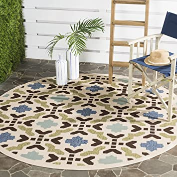 Amazon Com Safavieh Veranda Collection Ver080 0712 Indoor