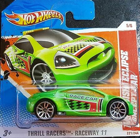 Hotwheels Thrill Racers Raceway 11 Mitsubishi Eclipse Concept