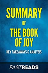 Summary of The Book of Joy: Includes Key Takeaways & Analysis Kindle Edition
