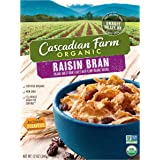 Cascadian Farm, Organic Raisin Bran, 12 oz