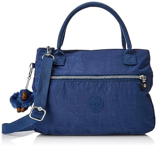 Para De MujerAzuljazzy Kipling SevrineBolsa Blue Asa Superior b6Yv7Ifgy