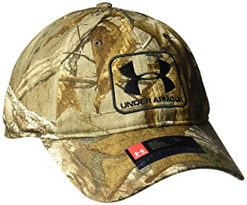 57389845ae7 Under Armour Men s Camo Stretch Fit Cap  Amazon.ca  Sports   Outdoors