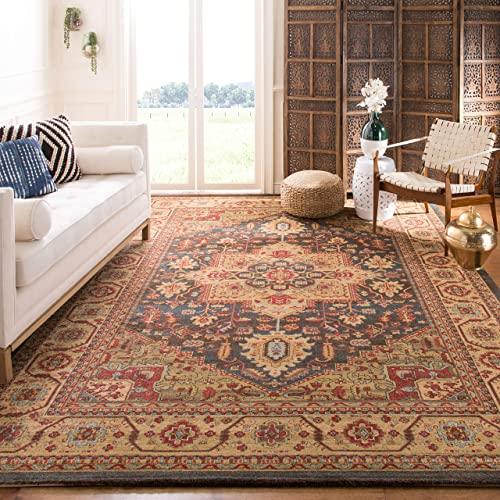 Safavieh Mahal Collection MAH656E Traditional Oriental Area Rug