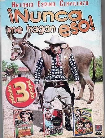 Clavillazo Nunca Me Hagan Eso [Reino Unido] [DVD]: Amazon.es: Cine y Series TV