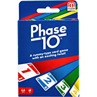 Mattel Games Phase 10 Card Game