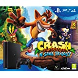 Playstation 4 500Gb D, Nero + Crash Bandicoot: N'Sane Trilogy [Bundle]